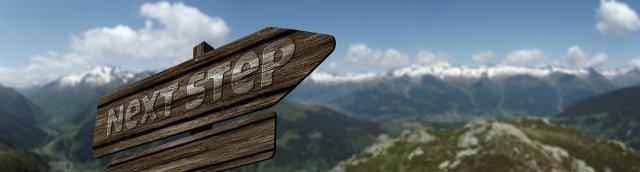 Directory, Signposts, Step, Next, Task