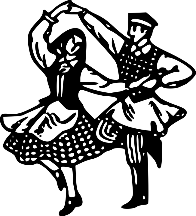 Folk Serbia Traditional Folklore Costumes Clothing Serbian