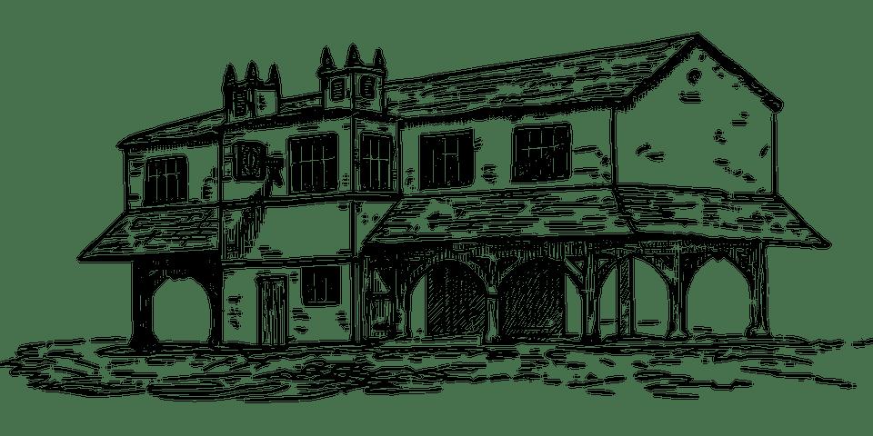 Aylesbury Bangunan Rumah Gambar Vektor Gratis Di Pixabay
