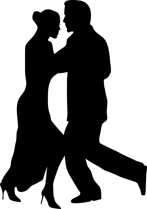 Couple Dance Dancer Free Vector Graphic On Pixabay