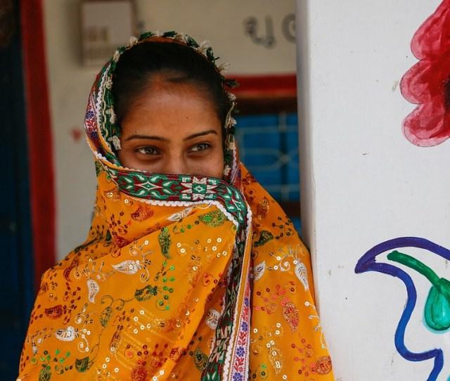 Beautiful Girl Indian Girl India Village Tribal