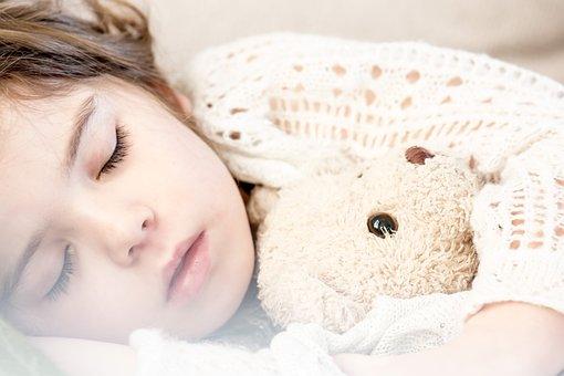 Sleeping, Child, Napping, Girl, Kid