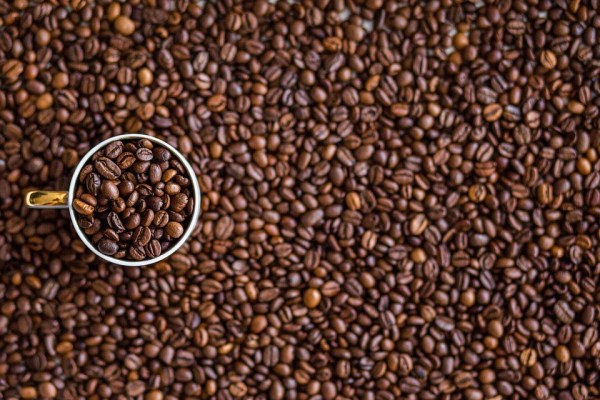 Coffee, Coffee Beans, Cup, Mug, Beans, Roasted