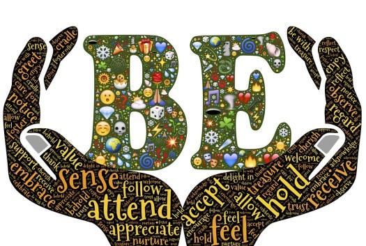 Essere, Vedere, Emoji, Simboli, Vivo, Sveglio