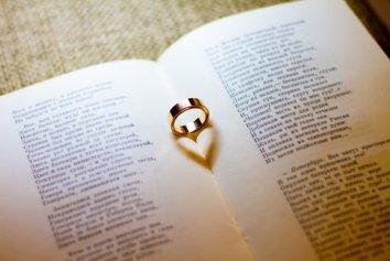 Engagement Rings Wedding Just Married Happ