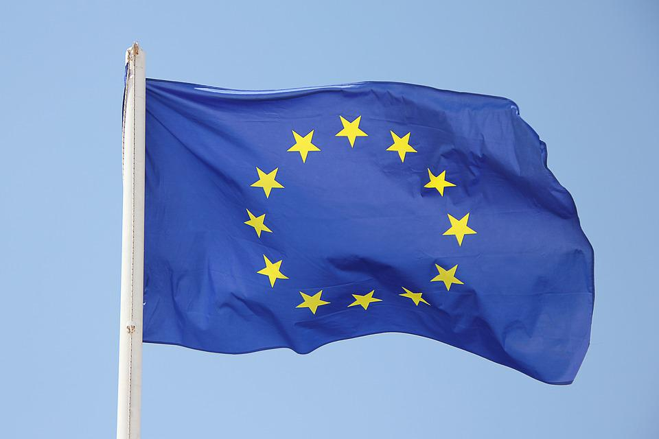 Europe, Flag, Star, European, International