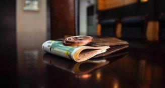 Banknote, Münze, Euro, Bargeld, Währung Kredit jetzt umschulden.