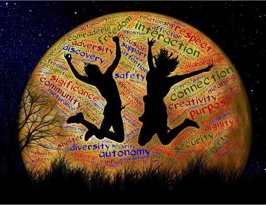 Vita, Umanità, Civiltà, Celebrazione, Fiorente