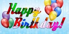 Vakantie, Proficiat Met Je Verjaardag, Gelukkig