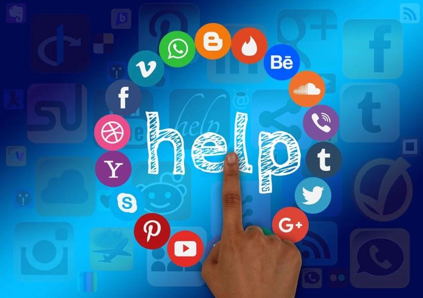 Social Media Help Support - Free image on Pixabay
