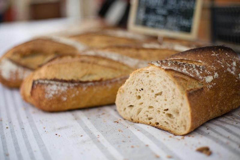 French Bread, Loaves, Bread Loaf, Food, Baked, Wheat