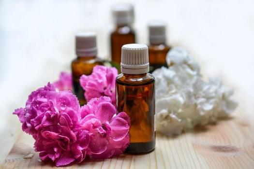 Oli Essenziali, Aromaterapia, Spa, Olio, Essenziale