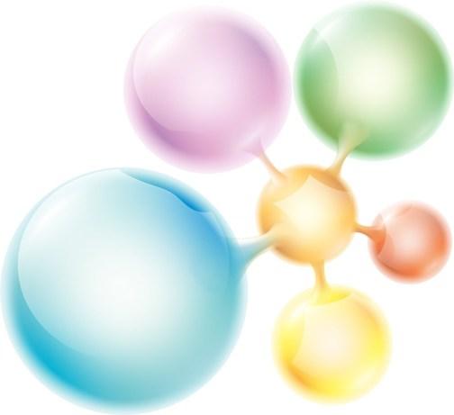 Cell, Atom, Molecule, Biology, Ball, Sphere, Color