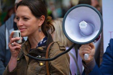Megaphone, Loud Speaker, Speaker, Voice