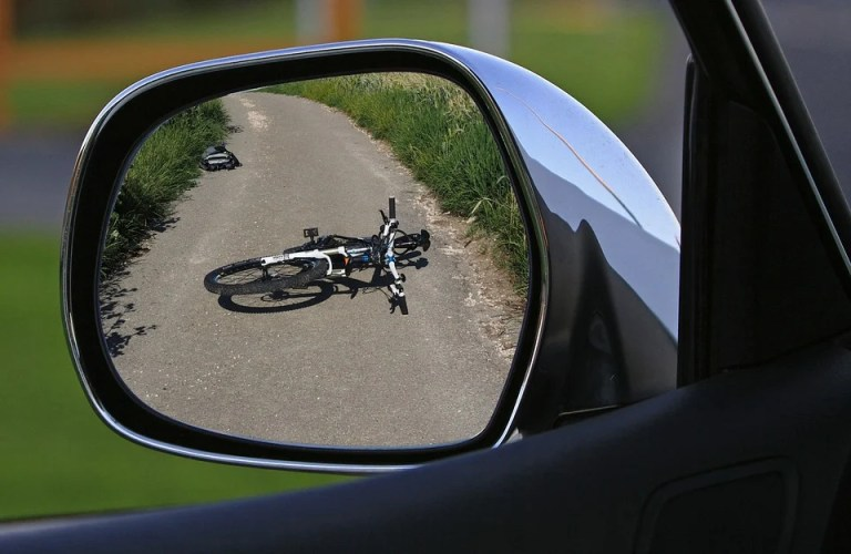 Unfall, Fahrerflucht, Fahrrad, Straftat, Verkehr