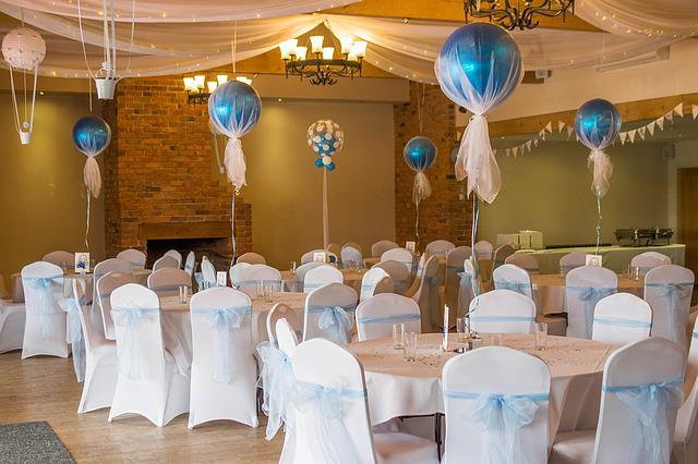 Free Photo Christening Event Room Balloon Free Image