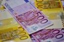 Geld, Scheine, Euro-Scheine, Währung