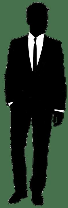 Silhouette Businessman Career 183 Free Image On Pixabay