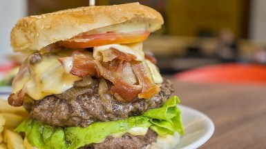 Burger, Sandwich, Cibo, Fast Food, Pasto