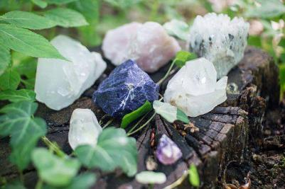 Crystals, Stones, Healing, Mystic, Not Meditation, Spirituality