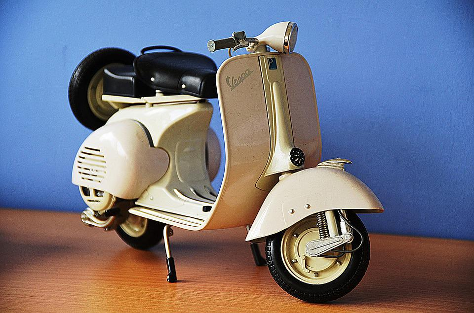 Free Photo Vespa Scooter Model Classic Free Image On