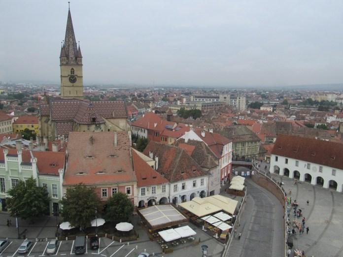Sibiu, Transilvania, România