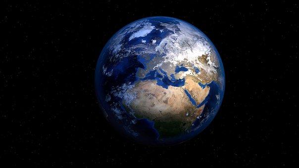 Erde, Planet, Welt, Globus, Weltkugel