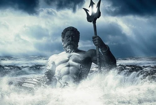 Poseidon, Sea, Wallpaper, Art, God , top-10-questions-that-nobody-knows-the-answer