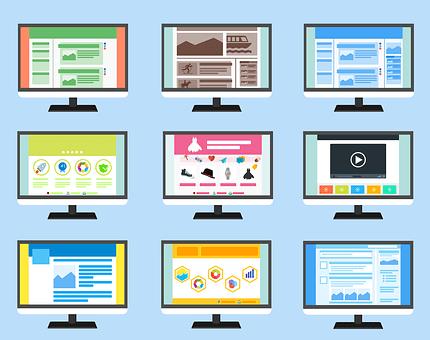 Website, Page, Template, Internet, Web