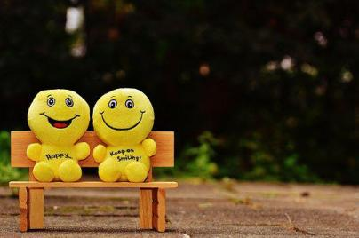 Smilies, Sit, Rest, Friends, Happy, Future Self