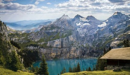 Mountains, Lake, Bergsee, Haus Am See, New Europe Flights, GoGo Travel LLC, Travel , Travel Consultant