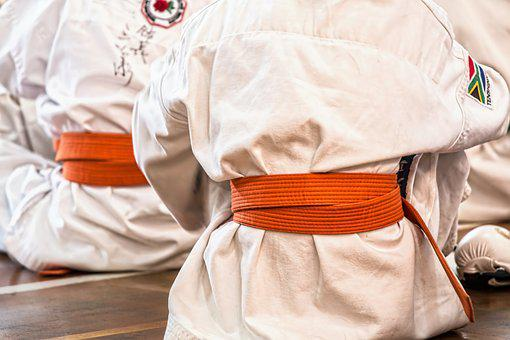 Karate, Martial Arts, Sport, Belt