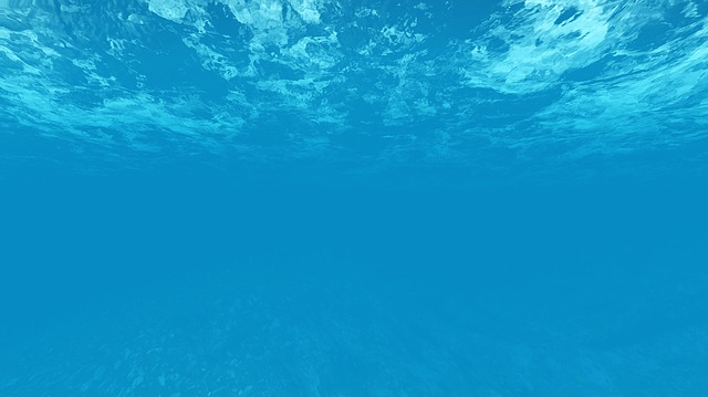 Sea Water Blue Under The 183 Free Photo On Pixabay