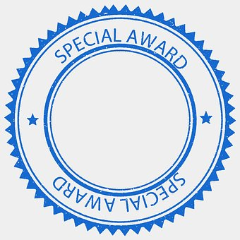 An image of an award, in regards to this post about special if then rewards.