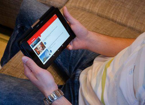 Youtube, Tablet, News, App, Computer