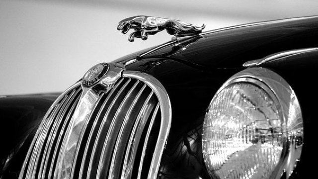 Car, Jaguar, Classic, Auto, Vehicle
