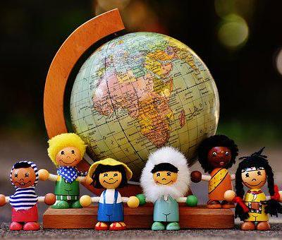The world is a global village