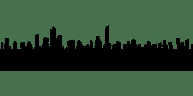 Skyline City Cityscape · Free Vector Graphic On Pixabay