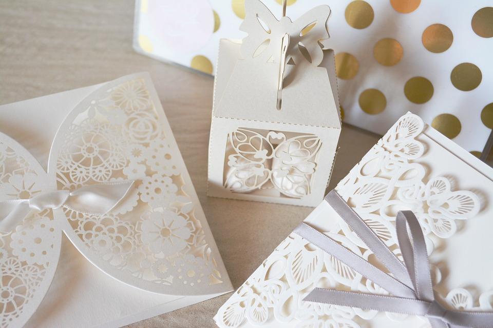 結婚式, 招待状, 結婚式ボックス, ビアンカー, 地図, 彫刻, デザイン, 贈り物