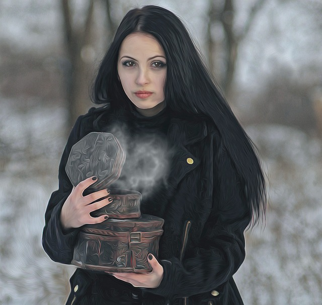 Gothic Female Dark Free Image On Pixabay