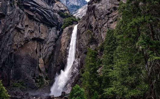 Yosemite, Parco Nazionale, Montagne, Valle, Turismo
