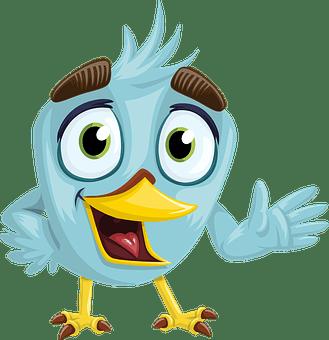 鳥, くちばし, 魅力的な, 目, 探している, 青, 羽, 動物, 自然