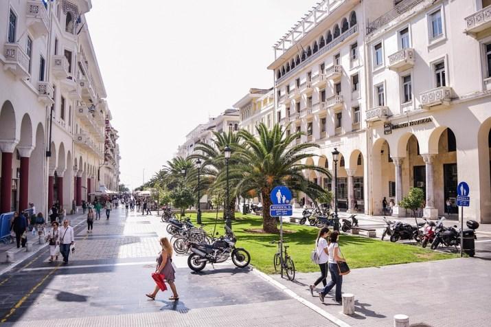 Ελλάδα, Θεσσαλονίκη, Σαλονίκη, Έλληνες, Ταξίδια