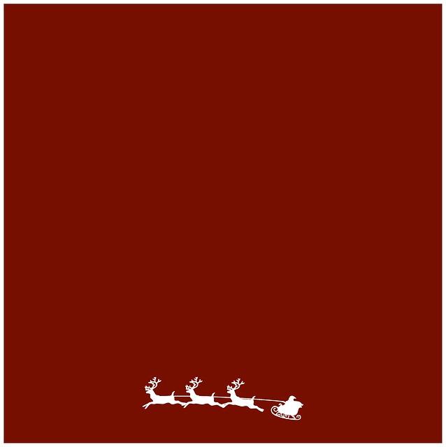 Holidays Christmas Card Background Stock Illustration