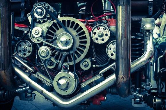 Machine, Motor, Techniek, Auto