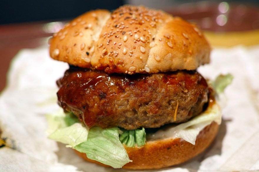 レストラン, 料理, 食べ物, 食品, ハンバーガー, ケンタッキーフライドチキン
