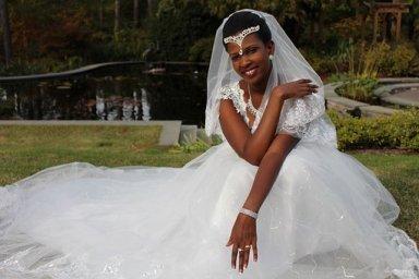 Panna Młoda, Ślub, Żona, Kobieta, Ludzie