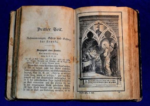 Antiquariat, 本, 聖書, 宗教, 祈祷書, 古書, 古物, 古いスクリプト, 塞ぎます, 黄色