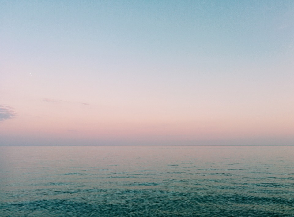 Free Photo Beach Hd Wallpaper Horizon Free Image On