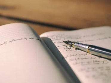 Notebook, Notes, Pen, Writing, Diary